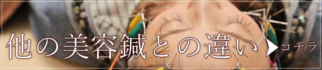 他の美容鍼と違う一番の美容鍼