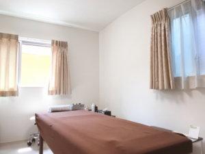 コロナ対策鍼灸施術室3