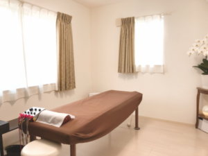 コロナ対策鍼灸施術室4